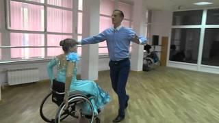 Танцы Виктора и Марины