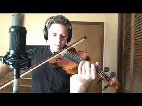 Iris - Goo Goo Dolls - Violin Cover 6 month progress