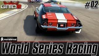GRID 2 (PC) [Let's Play/Walkthrough]: World Series Racing (Part 2) | Season One (Part 2)
