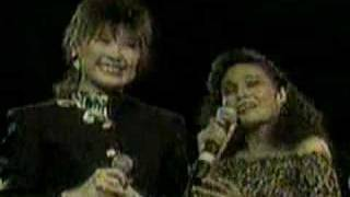 Nora Aunor and Sharon Cuneta