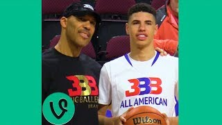 LaMelo Ball Basketball Vines - Melo Ball Senior Season - 2019 Vines