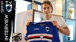 Praet: «Vi dico perché ho scelto la Sampdoria»