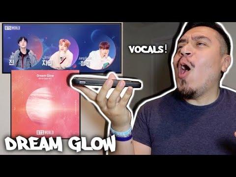 BTS Dream Glow Feat Charli XCX  REACTION