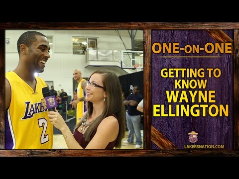 Lakers Nation Interview: Getting To Know Lakers Guard Wayne Ellington
