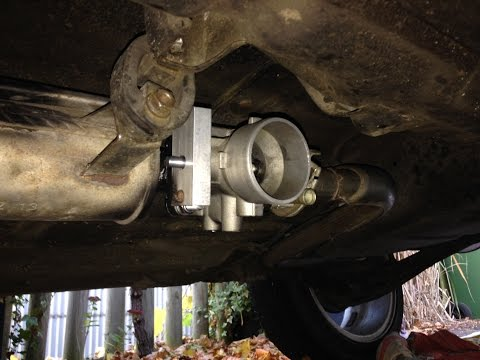 €25 Exhaust Bypass  Valve (throttle Body) On A Suzuki  Swift 1.3 ('96) DIY