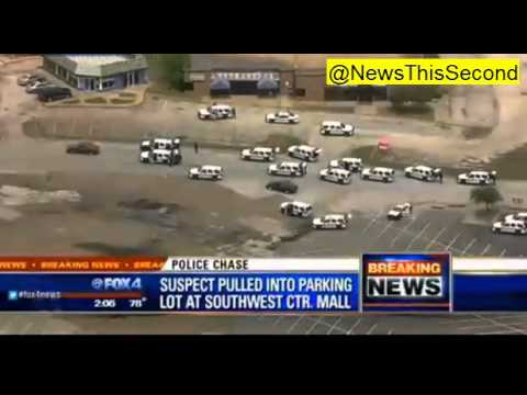 South Dallas Police Chase Turns Into Deadly Standoff