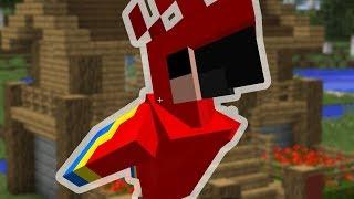 매우 수상한 집짓기 - 마인크래프트 Minecraft