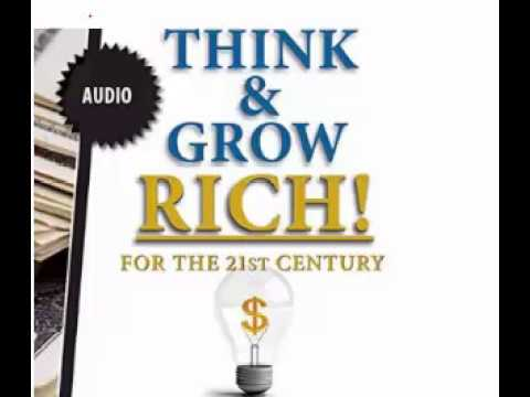 Think and Grow Rich Summary of Chapter 1