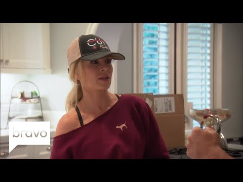 RHOC: This Is A Major First For Tamra And Eddie Judge (Season 13, Episode 1) | Bravo from YouTube · Duration:  2 minutes 14 seconds