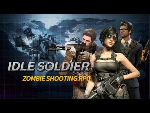 Idle Soldier -
