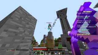 ЭТОТ ИГРОК КОЕ-ЧТО ПЕРЕПУТАЛ! - (Minecraft Sky Wars)