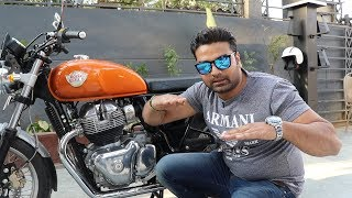 Riding experience of Interceptor 650 Vs Continental gt 650 exhaust sound - King Indian