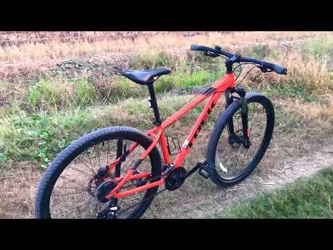 รีวิวจักรยานมือ2 Trek Marlin6