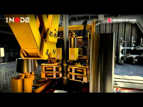 Mekatronikkfilmen - NODE - Norwegian Offshore & Drilling Engineering - University of Agder
