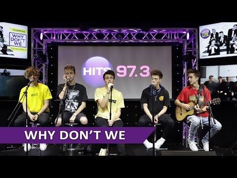 Why Don't We Performs These Girls,  Perfect & Trust Fund Baby Live!