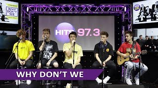 Why Don't We Performs These Girls,  Perfect & Trust Fund Baby Live! MP3