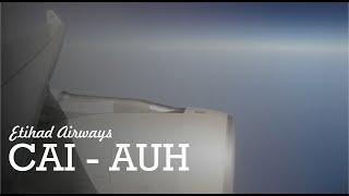 Trip Etihad Airways Cairo Cai To Abu Dhabi Auh