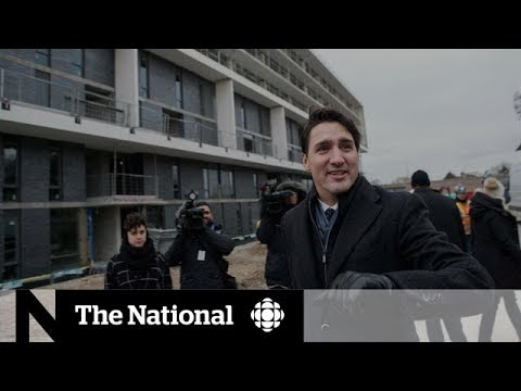 Justin Trudeau's housing strategy for Canada