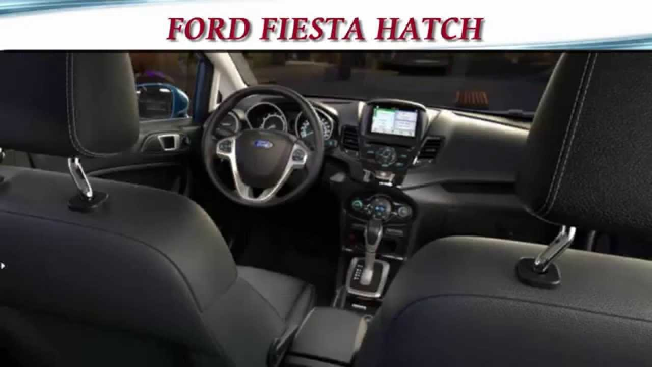 Ford Fiesta Hatch 2016 Interior And Exterior 3d View With Colour Variants Hd Youtube