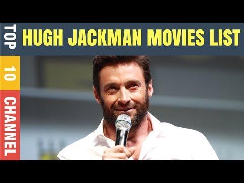 Top 10 Hugh Jackman Movies | Hugh Jackman Movies List