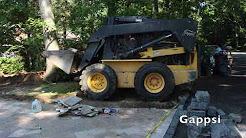 Granite Driveway and Masonry Installation, Dix Hills NY 11746, by Gappsi