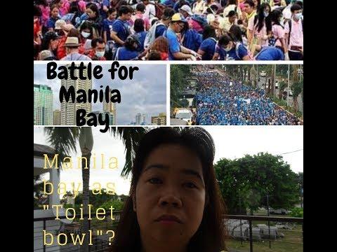 #ManilaBay #SaveManila|Battle for Manila bay|Rehabilitation Program#Rickzette23#Opinion