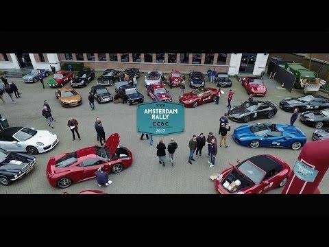 Capital Cars & Classics Rally Amsterdam 2017