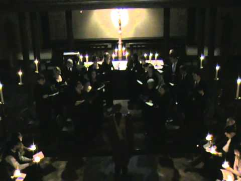 Benedictus (Blessed Be The Lord God Of Israel) Quadruple Chant By Sir Herbert S. Oakeley (1830-1903)