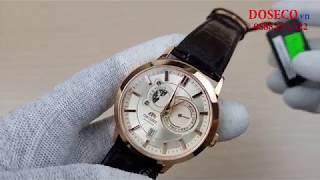 Review đồng hồ Orient Sun and Moon Gen 1 FET0P001W0 khỏe khoắn sang trọng - kiệt tác 1 thời