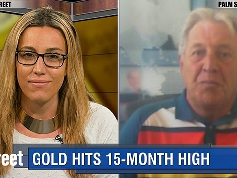 Gold Hits 15-mth High; Expect More Dollar Weakness Says Peter Hug