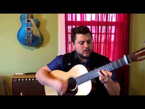 Jesus  Shall Reign [Official Guitar Tutorial Video]