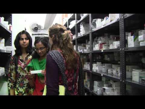 Touring Indian Pharma Warehouse
