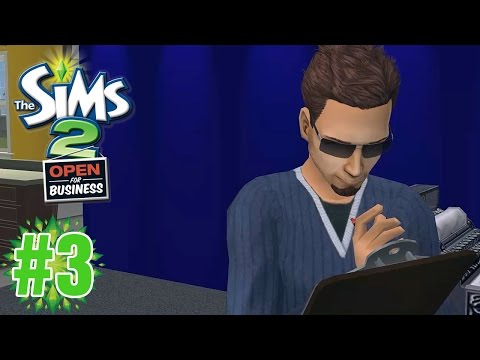 """Home Business!! """"Sims 2 Open for Business"""" Ep.3"""