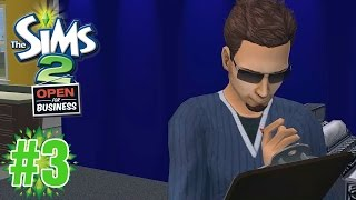 "Home Business!! ""Sims 2 Open for Business"" Ep.3"