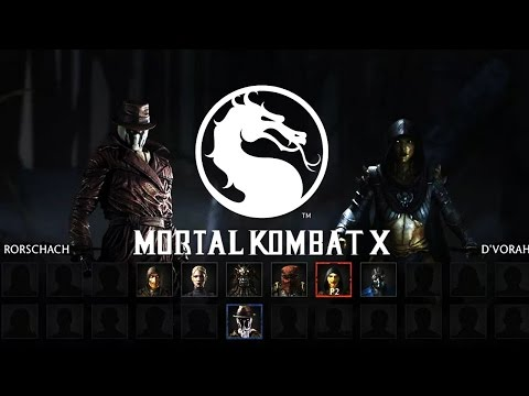 Best Fight Game - Mortal Combat X Android / IOS HD GamePlay Trailer