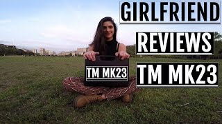 Girlfriend Reviews / TM MK23 / Airsoft