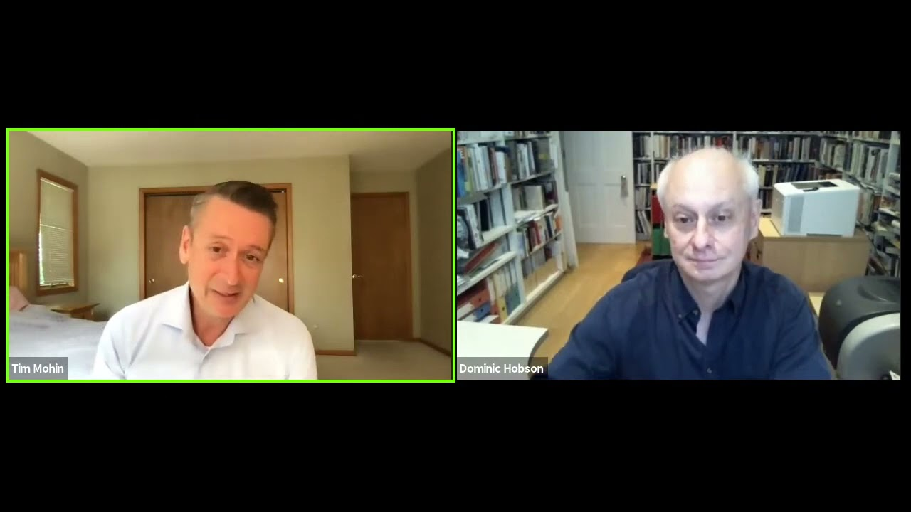 Download Future of Finance Interview with Tim Mohin