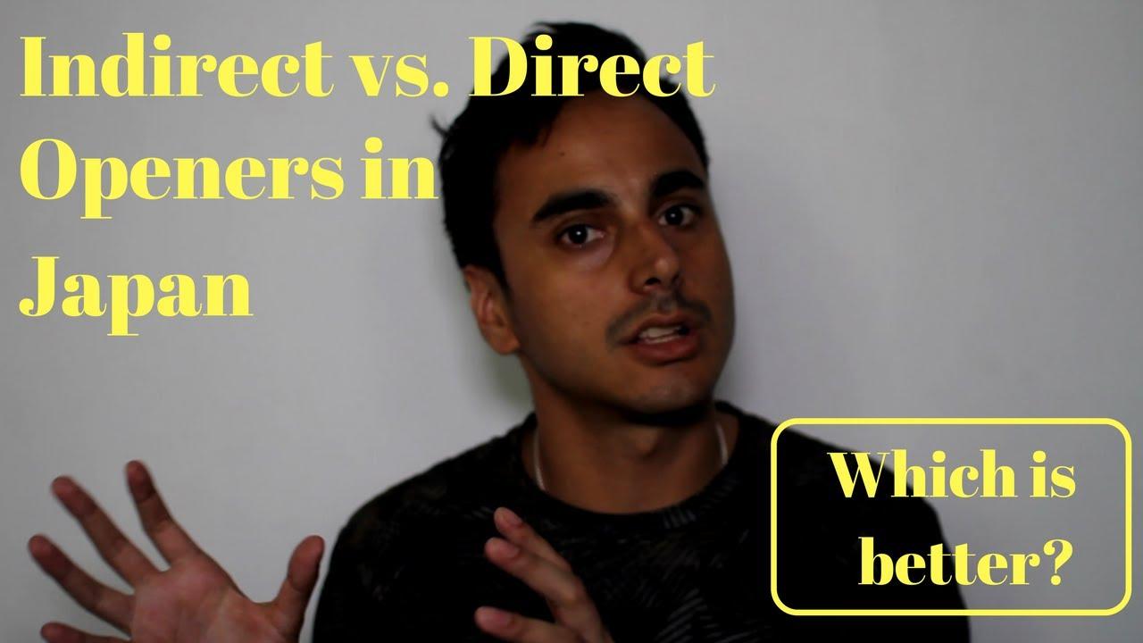 Direct openers