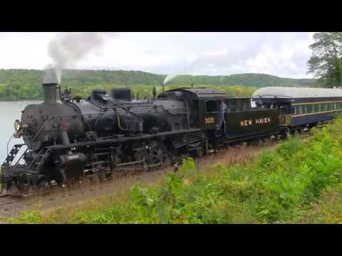 October 2016 on the Valley Railroad