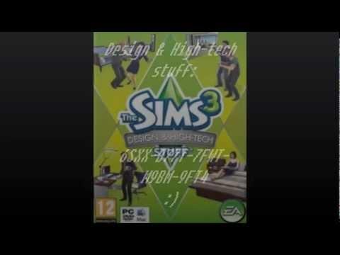 sims3 serial codes