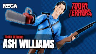 NECA Toony Terrors Evil Dead 2 Ash | Video Review