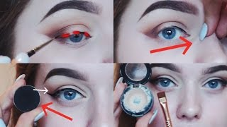Download EYELINER HACKS YOU NEED TO KNOW! | Rachel Leary Mp3 and Videos