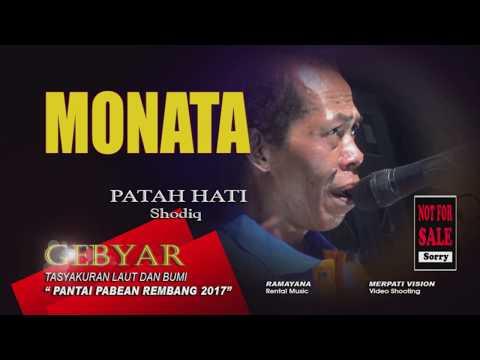 MONATA PABEAN 2017 PATAH HATI - Shodiq