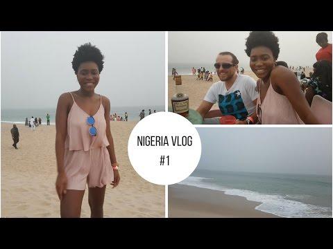 NIGERIA VLOG I WELCOME TO NIGERIA VLOG I PART 1 I MEET THE ENGELS