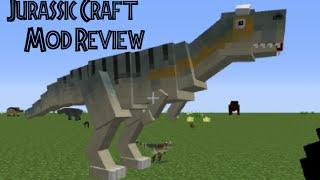 Minecraft [Mod Review] - Jurassic Craft