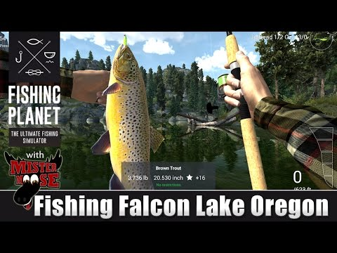 Fishing Planet - Fishing Oregon For Brown and Cutthroat Trout