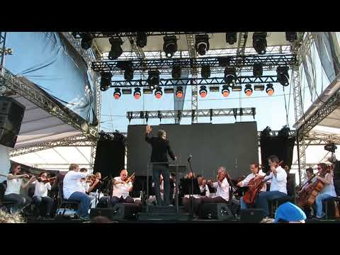 orquestra petrobras sinfônica  queremos festival: under pressure