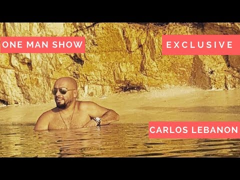 Carlos Jarsa Exclusive Live Volume Beirut - Lebanon one man showلبنان كارلوس