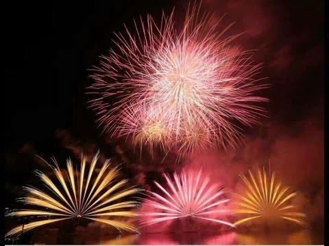 Spain Team Ricardo Caballer in Shanghai International Music Fireworks Festival