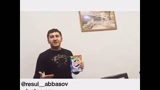 Reklamlar (Parodi) - Resul Abbasov vine 2017